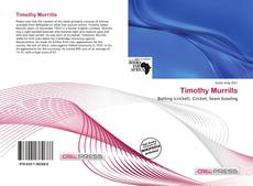Bookcover of Timothy Murrills