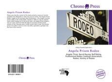 Capa do livro de Angola Prison Rodeo