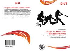 Bookcover of Coupe du Monde de Baseball Féminin