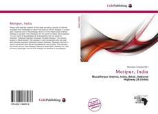 Bookcover of Motipur, India