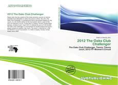 Copertina di 2012 The Oaks Club Challenger