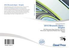 Capa do livro de 2012 Brussels Open – Singles