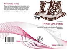 Borítókép a  Frontier Days (rodeo) - hoz
