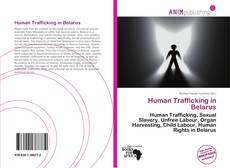 Couverture de Human Trafficking in Belarus