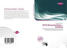 Capa do livro de 2012 Brussels Open – Doubles