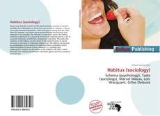 Portada del libro de Habitus (sociology)