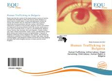 Bookcover of Human Trafficking in Bulgaria
