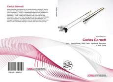 Обложка Carlos Garnett
