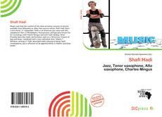 Capa do livro de Shafi Hadi