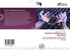 Bookcover of Human Trafficking in Germany