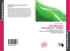 Обложка 2012 Memphis International – Singles