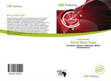 Array Data Type kitap kapağı