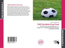 Copertina di 1922 Scottish Cup Final