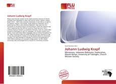 Johann Ludwig Krapf的封面