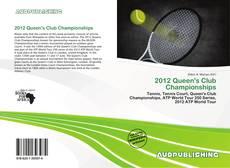 Buchcover von 2012 Queen's Club Championships