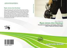 Bookcover of Ryan Jones (Ice Hockey)