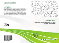 Bookcover of Ondřej Šiml
