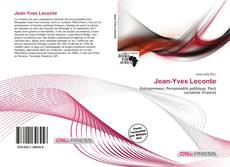 Bookcover of Jean-Yves Leconte