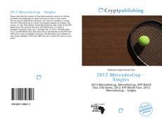 Обложка 2012 MercedesCup – Singles