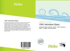 Portada del libro de 1991 Heineken Open