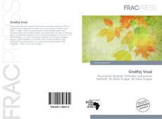 Bookcover of Ondřej Vrzal
