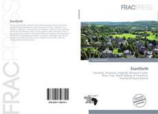 Bookcover of Startforth