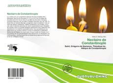 Buchcover von Nectaire de Constantinople