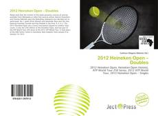 Bookcover of 2012 Heineken Open – Doubles