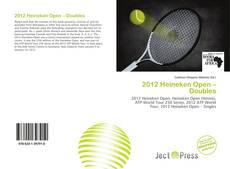 Portada del libro de 2012 Heineken Open – Doubles