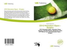 Bookcover of 2012 Heineken Open – Singles