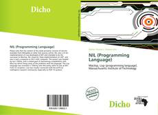 Portada del libro de NIL (Programming Language)