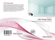 Buchcover von 1991 Philips Open