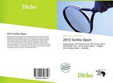 Copertina di 2012 Serbia Open