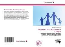 Обложка Women's Tax Resistance League