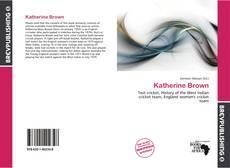 Couverture de Katherine Brown