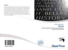 Buchcover von Ghain