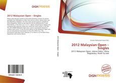 Copertina di 2012 Malaysian Open – Singles