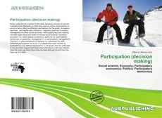 Bookcover of Participation (decision making)