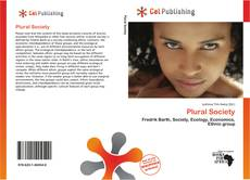 Bookcover of Plural Society