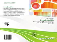 Denis Dorozhkin kitap kapağı