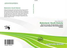 Bookcover of Batesland, South Dakota
