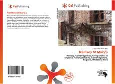 Buchcover von Ramsey St Mary's