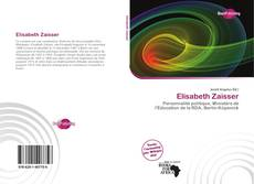 Bookcover of Elisabeth Zaisser