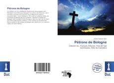 Couverture de Pétrone de Bologne
