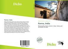 Borítókép a  Panna, India - hoz