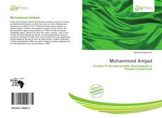 Bookcover of Mohammed Amjad