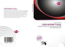 Bookcover of 2009 AEGON Trophy
