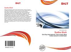 Bookcover of Sudha Shah