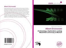Bookcover of Albert Grünwedel