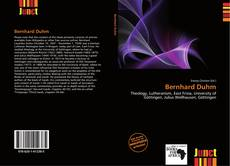 Portada del libro de Bernhard Duhm